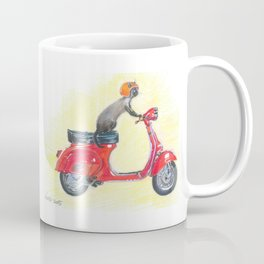 Vespa Coffee Mug