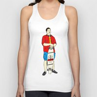 swag Tank Tops featuring #swag by WILMco