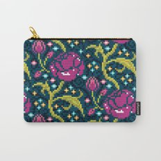 Pixel Flora Carry-All Pouch
