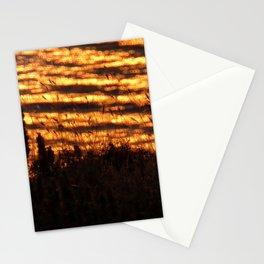 sunny haze Stationery Cards