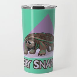 Very Snappy Snapping Turtle Travel Mug