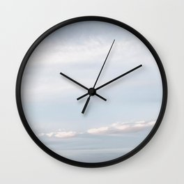 BLUE MOON XXIII / Alviso, California Wall Clock