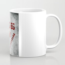 """""""The most inconspicuous Chinese contemporary artist"""" on the floor Coffee Mug"""