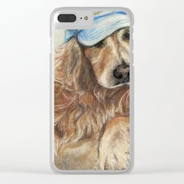Butter Clear iPhone Case