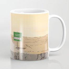 Now Leaving Sunnydale Coffee Mug