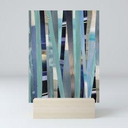 Sea(scapes)stripes Mini Art Print