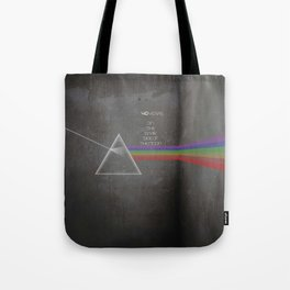 40 Years On The Dark Side Of The Moon Tote Bag