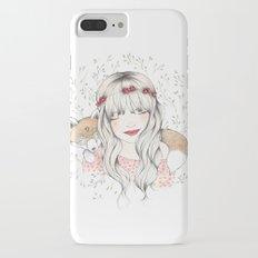 Fox Dreams iPhone 7 Plus Slim Case