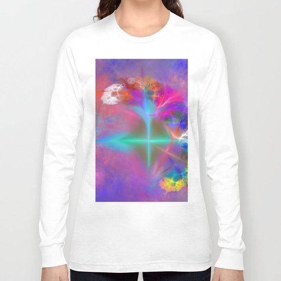 a star is born   (A7 B0242) Long Sleeve T-shirt