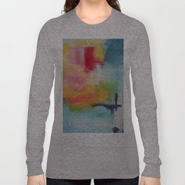The Optimism of a New Day Long Sleeve T-shirt