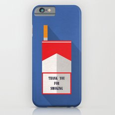 Thank You For Smoking Minimalist iPhone 6s Slim Case