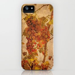 The most noble and challenging of fruits iPhone Case