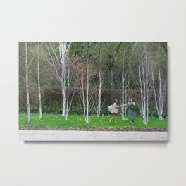 rites of spring Metal Print