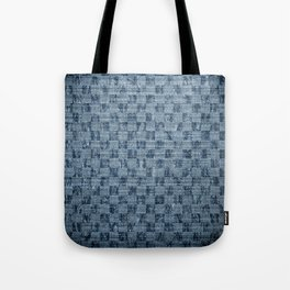Checker Tote Bag