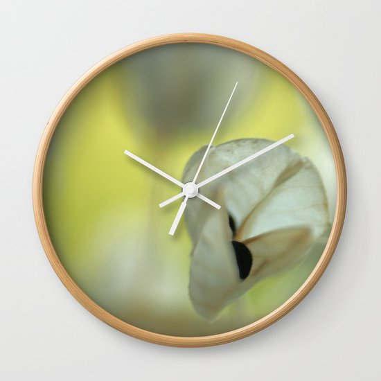 Let´s talk about it... Wall Clock