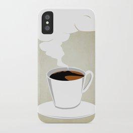 Neapoletan Breakfast iPhone Case