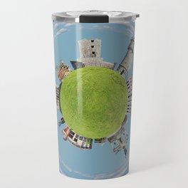 drobeta turnu severin tiny planet Travel Mug
