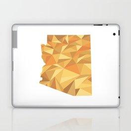 Arizona Pattern Map Art Laptop & iPad Skin