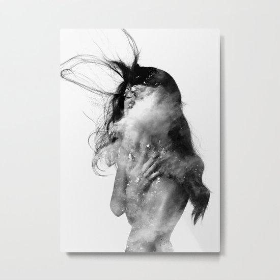 Daydreaming Metal Print