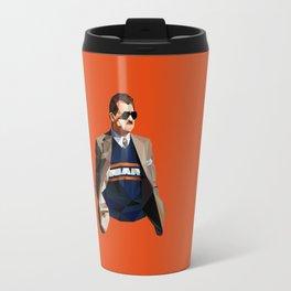 Geometric Ditka Travel Mug