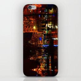 Shanghai 五 iPhone Skin