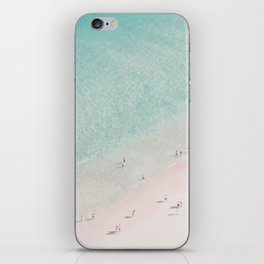 beach - summer of love III iPhone Skin