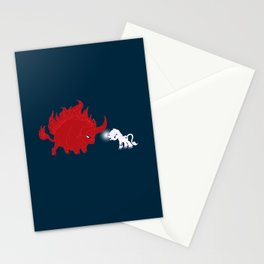 My Little Epic Battle Stationery Cards