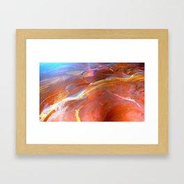 Overlayered Framed Art Print
