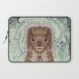 Ornate Squirrel Laptop Sleeve