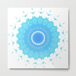 Aquatic Star Metal Print