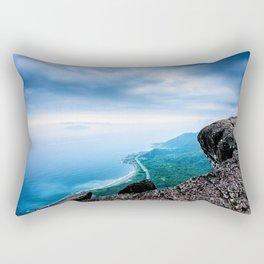 Seascape Perfection Rectangular Pillow