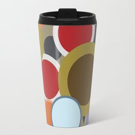 Abstract VII Travel Mug