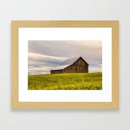 Withdrawn Framed Art Print