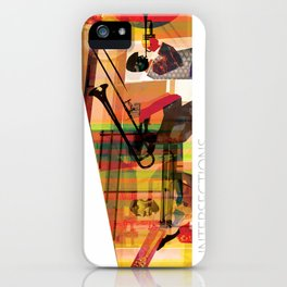 INTERSECTIONS iPhone Case