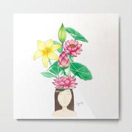 Bloom 3 Metal Print