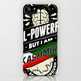 Kashmiri Pride Region and State iPhone Case