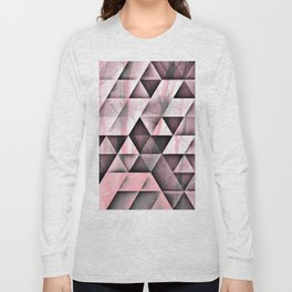 Pink's In Long Sleeve T-shirt