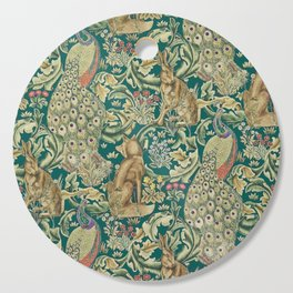 The Forest  William Morris Cutting Board