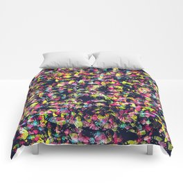 Texture Watercolor Comforters