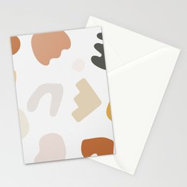 Shape Study #14 - Autumn Stationery Cards