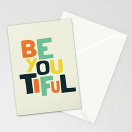 Be you! Stationery Cards
