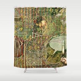 Rationalism's Demise (2) Shower Curtain