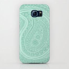 C13 paisley pattern iPhone Case