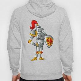 Cartoon knight. Hoody
