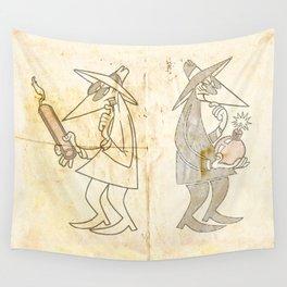 Spy vs. Spy Wall Tapestry