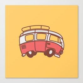 Adventure Mood Canvas Print