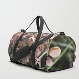 Pastel Pink Duffle Bag