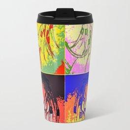 Predator Pop Art Travel Mug