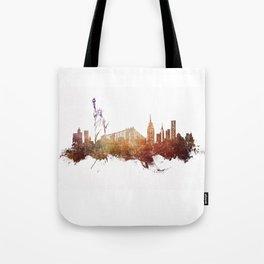 New York City - skyline Tote Bag