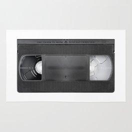 Vintage video cassete Rug